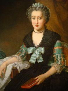 Grand Portrait De Femme Epoque XVIII ème, Antiquaires David Balzeau &…