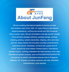 Low price with great service, the most professional air freight agent in China…