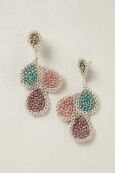 Breezed Pastel Earrings