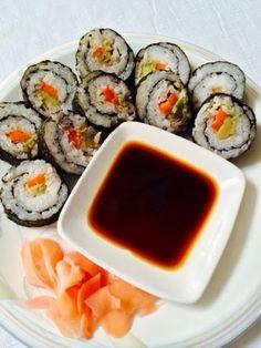 food & fun: Maki sushi
