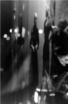 Untitled, 1950 photo:  Saul Leiter