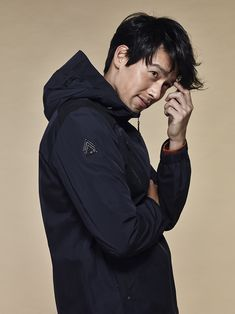 Hyun Bin's 2nd Batch Of F/W 2015 Visuals For K2 | Couch Kimchi