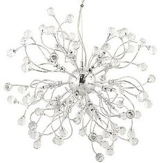 chandelier for void
