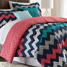 Improv Comforter Set