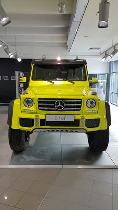 Mercedes-Benz G 500 4x4 square