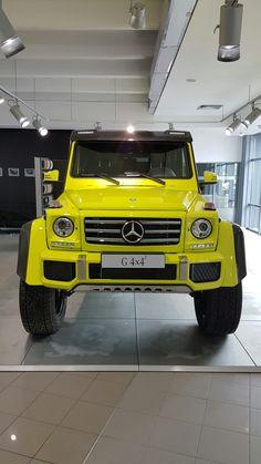 Mercedes-Benz G 500 4x4 square