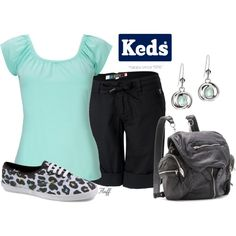 keds, created by fluffof5 on Polyvore