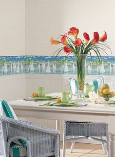 Wallpaper Border Borders, Wallpaper Borders For Dining Rooms