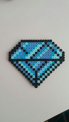 Perler Beads Diamond pattern