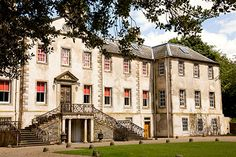The original house, called Whitehill, was built by James Smith around 1686. Despite being Scotland's 'most experienced architect' of the time, financial difficulties forced Smith to sell the house just a decade or so later to the Bellendens of Broughton. Sir David Dalrymple purchased it shortly afterwards in 1709 and renamed it New Hailes.