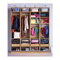 KOMPLEMENT Tringle à vêtements - 50 cm - IKEA