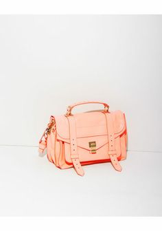 Proenza Schouler  PS1 Medium Bag  |   La Gar�onne | La Garconne in Apricot #BPS02APS14