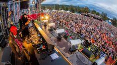 Los mejores 25 festivales de electrónica para visitar en toda Latinoamérica