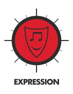 Repère Expression éclaireurs - Association des scouts du Canada - www.gabrielraymondgraphisme.com