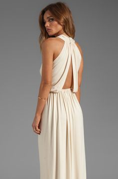 Rachel Pally Kasil Dress en Crema | REVOLVE