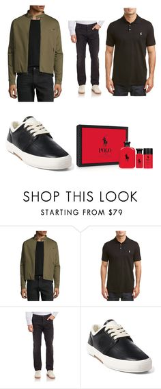 """Ralph lauren"" by jason-becz ❤ liked on Polyvore featuring Ralph Lauren, men's fashion and menswear"