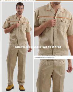 8dcdfdf46ee لباس کار انتی استاتیک Safety Clothing