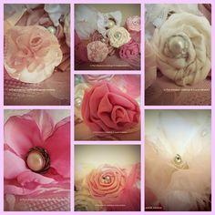 Fiori e bouquet di stoffa - fioridarancioevents