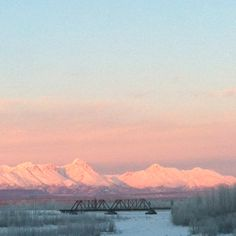 Near Palmer Hay Flats, Palmer Alaska