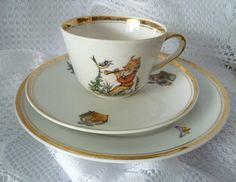 Sammeltassen - ♫ Sammeltasse Märchen ♫ - ein Designerstück von cafe-antique bei DaWanda