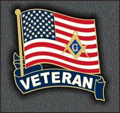 Masonic Car Emblems, Jobs Daughters, I Love America, Eastern Star, Army Veteran, Us Military, Freemasonry, Flags Of The World, Old Glory