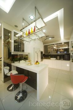 Living Room Decorating Ideas Malaysia modern contemporary interior design on 2 1/2 storey house in