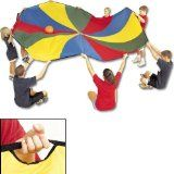 Discount 35' Parachute w/28 Handles Special offers - http://wholesaleoutlettoys.com/discount-35-parachute-w28-handles-special-offers
