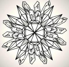 Татуировка мандала: значение, фото, эскизы