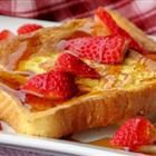 Fluffy French Toast.. I make this all the time ill never make it any different! soooo delish & just as easy!