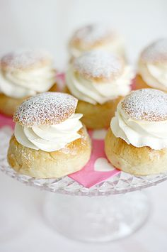 by Call Me Cupcake ~ Semlor , Swedish tradition, Fettisdagen