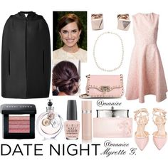 """Take my hand and hold it.."" by maiiee on Polyvore"