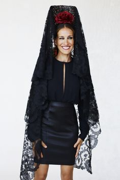 Sarah Jessica Parker media gallery on Coolspotters. See photos, videos, and links of Sarah Jessica Parker. Sarah Jessica Parker, Spanish Girls, Spanish Style, Spanish Gypsy, Spanish Art, Spanish Fashion, Dita Von Teese, Carmen Tello, Flamenco Costume