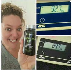 😁WOW!!! Check out Kelly's results! As u can see she is super happy with them 😃 9 days in, 3kgs down 😲  This challenge was sooo popular last month and it's ONLY $16 per wk. Wraptothin.myitworks.com