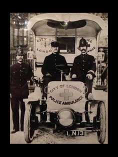 Policemen (from the City of London Police Museum)