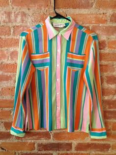 1960s Saks Fifth Avenue Blouse by InTheRoughFashion on Etsy