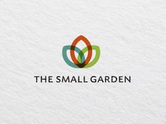The Small Garden Logo V4 by Graham Smith via Dribble