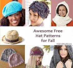 Free Knitting Pattern :: Fair Isle Hat