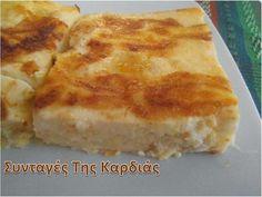 Στα πλαίσια της Τυρινής εβδομάδας, όπως είπε χθες το Ελενάκι μας, θα σας δώσω κι εγώ μια συνταγή για ένα πεντανόστιμο τυροσουφλέ  εξπρές!! ... Greek Desserts, Greek Recipes, The Kitchen Food Network, Savory Muffins, Greek Cooking, Appetisers, Soul Food, Food Network Recipes, Quiche