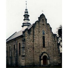 Photos of Pidvysoke Church - village in WEST UKRAINE (Berezhany... ❤ liked on Polyvore featuring backgrounds, buildings, church, photos and pics