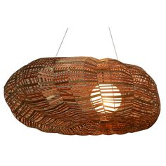 Molly Hanging Lamp-Large by Kenneth Cobonpue