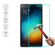 Tempered Glass Screen Protector film for xiaomi Mi2 Mi3 Mi4 Mi4c Mi4i Mi4s Mi5 Xiaomi Mi Note max pro/redmi note 1s 2 3 3s pro