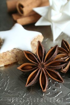 star anise biscuits