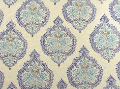 Indian Textile by Saffron Marigold