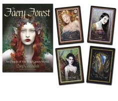 Enter a realm where the ancient ones dwell, whose guidance is needed now more than ever before. Let Lucy Cavendish guide you through the gateways, where the beings of the Faery Forest offer you their