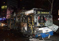 FOTOS - Cerca de 30 muertos y 80 heridos en Turquía...
