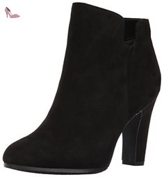 Sam Edelman SHELBY, Bottines femme - Noir (BLACK KID SUEDE), 37 #Women - Chaussures sam edelman (*Partner-Link)