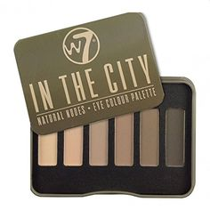 Just got this and I'm loving it! BEST EVER!! W7 In The City Natural Nudes Eye Shadow Palette W7 http://www.amazon.com/dp/B00V4DRMBC/ref=cm_sw_r_pi_dp_yDcsvb0ND4J6D