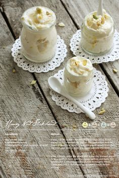 Honey Nut Shrikhand