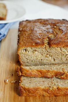 Lighter Zucchini Bread - Fabtastic Eats