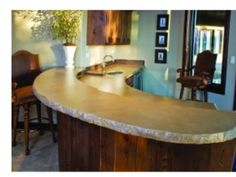 Discover Ideas About Cement Countertops